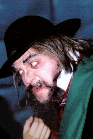 "As Fagin in ""Oliver"""