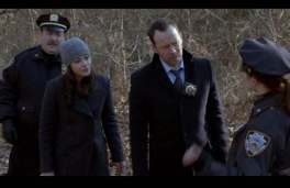 "Marc in ""Blue Bloods"" with Donnie Wahlberg and Marisa Ramirez"