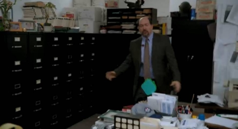 """Screen shot from """"Law and Order SVU"""""""