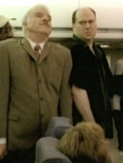 """With Steve Martin in """"The Pink Panther"""""""
