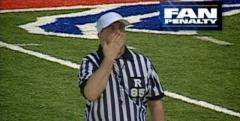 Screen shot from Buffalo Bills Jumbotron spot